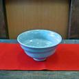 66 青磁釉茶碗