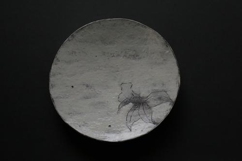 49 椿の皿2